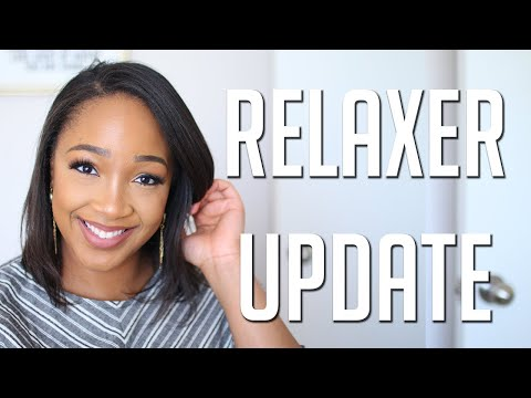 Relaxer Update 2019 + Length Check