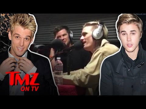 Aaron Carter: I Paved The Way For Justin Bieber | TMZ TV