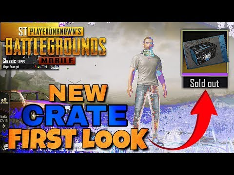NEW PUBG LUCKY CRATE COUPON PURCHASED + Crate Opening | PUBG Mobile