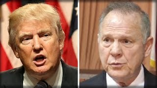 BREAKING: TRUMP IS PISSED AFTER NEW WHITE HOUSE LEAK EXPOSES HIS PLAN FOR ROY MOORE thumbnail