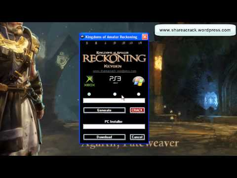 [Release] Kingdoms Of Amalur: Reckoning Full Game Download & Key Generator - SKiDROW