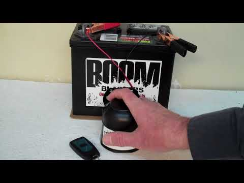 Roosters Crowing Sounds Car Horn #3 Wireless