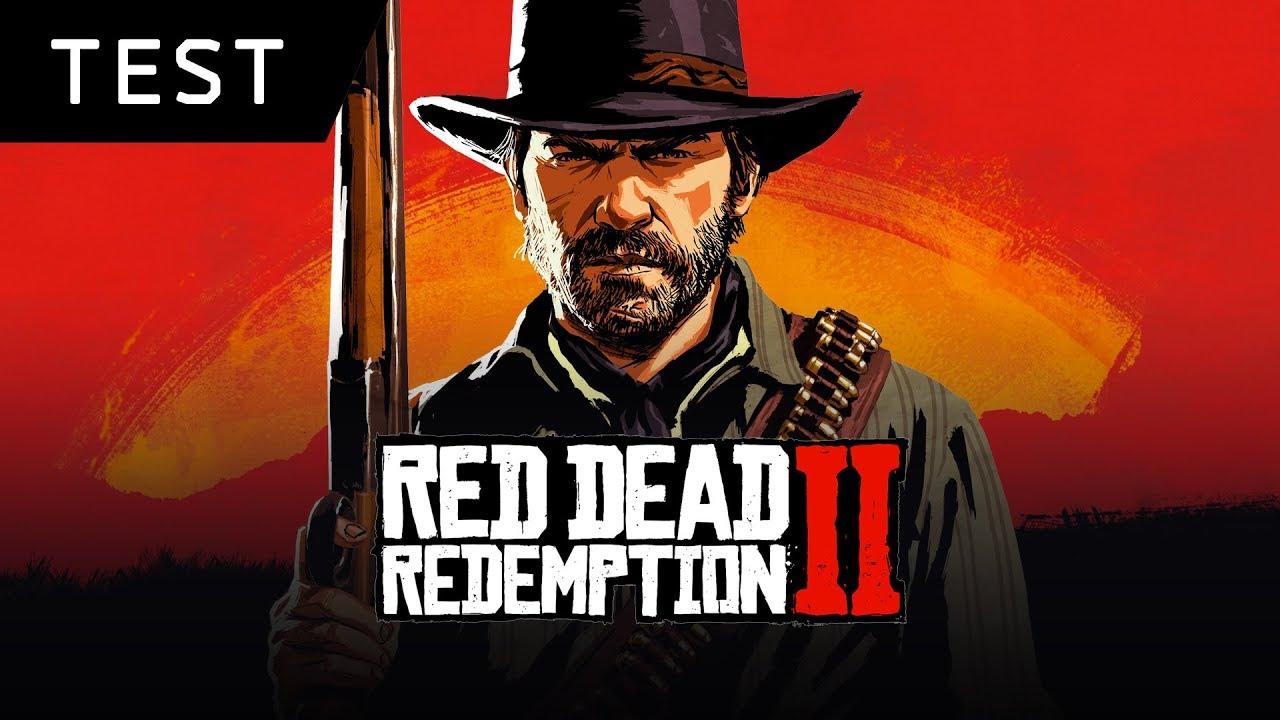 Red Dead Redemption 2 Test