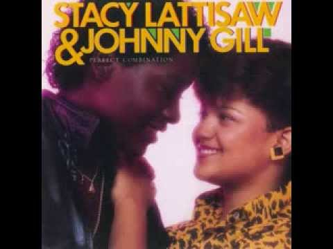 Stacy Lattisaw & Johnny Gill - Falling In Love Again