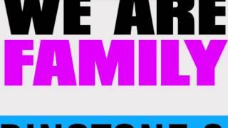 Sister Sledge & Jade - We Are Family Ringtone and Alert
