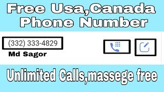 How To Get UNLIMITED calling + Texts FREE! - Videourl de