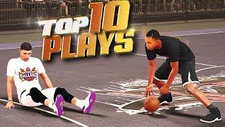 TOP 10 RAREST & HARDEST Animation Combos - NBA 2K18 Highlights