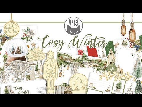 Download Cosy Winter by P13 Paper Products