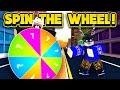 SPIN THE WHEEL CHALLENGE IN JAILBREAK! (ROBLOX Jailbreak)