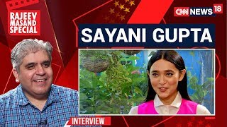 sayani Gupta интервью