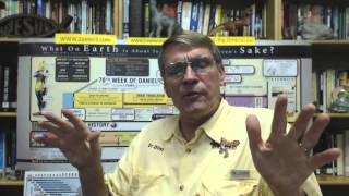 Dr. Kent Hovind - Ancient Fish With Human-Sized Lungs Proof of Evolution?
