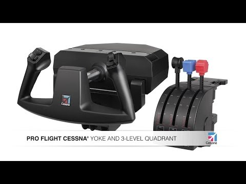 Cessna Pro Flight Yoke