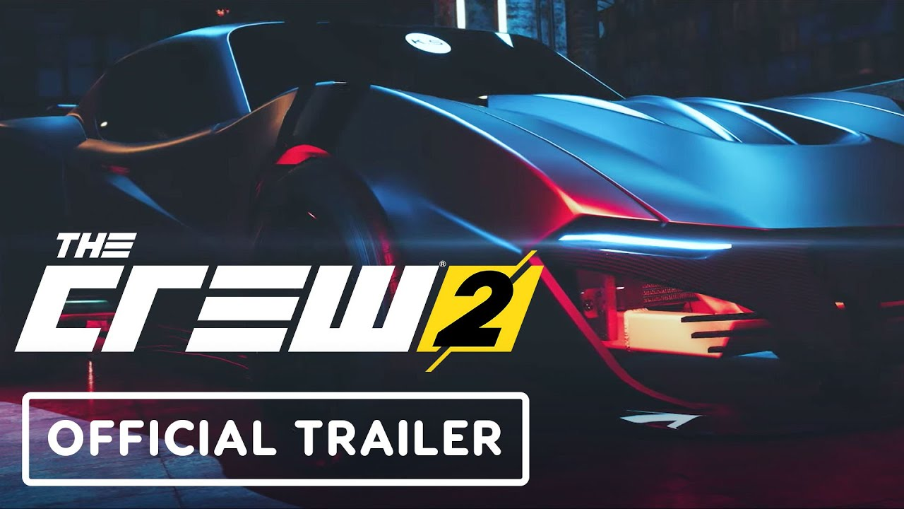 The Crew 2: The Chase Launch PS4 Trailer