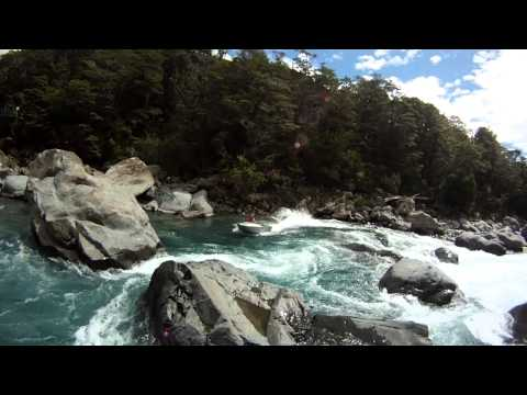 Random westcoast jetboating , New Zealand