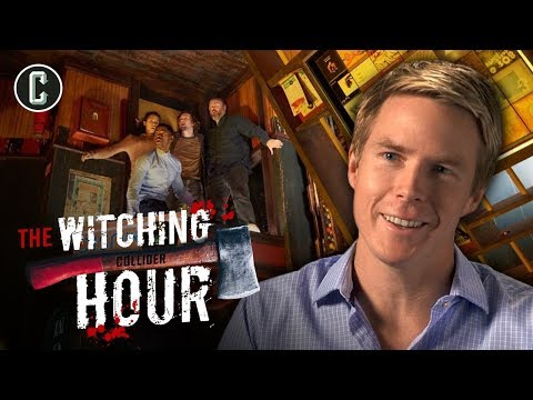 The Witching Hour - Escape Room Director Adam Robitel Interview