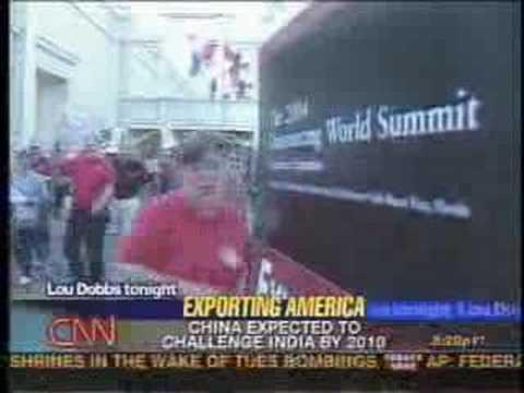 """Exporting American Jobs"", CNN"