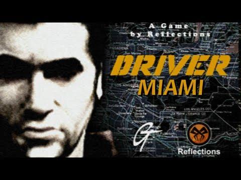 Driver: You Are the Wheelman Walkthrough - Miami