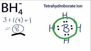 bh4 lewis structure how to draw the lewis structure for the bh4