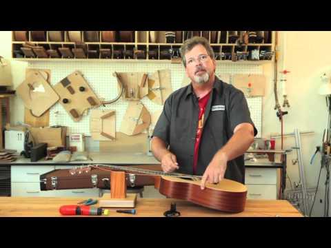es go pickup install for taylor guitar 39 s gs mini guitar youtube. Black Bedroom Furniture Sets. Home Design Ideas