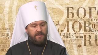 Митрополит Иларион (Алфеев) о современном монашестве