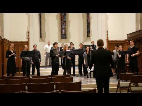 Cornell University Chamber Singers - Stars (Esenvalds)