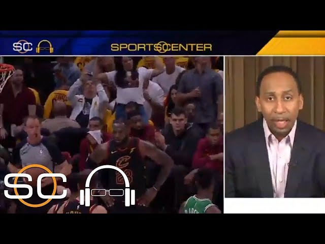 Stephen A. Smith on Cavaliers' Game 3 win: 'They put Boston on lock and key' | SVP SC | ESPN