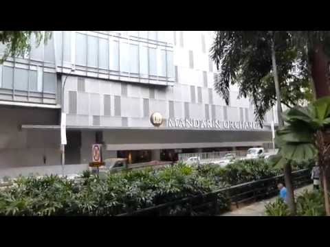 Mandarin Orchard Hotel Club room review