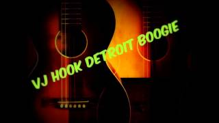 VJ Hook Detroit Boogie Demo (Handa-McGraw & The Internationals