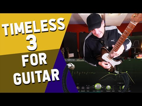 Fabfilter Timeless 3 Review | Ultimate Delay for Guitar