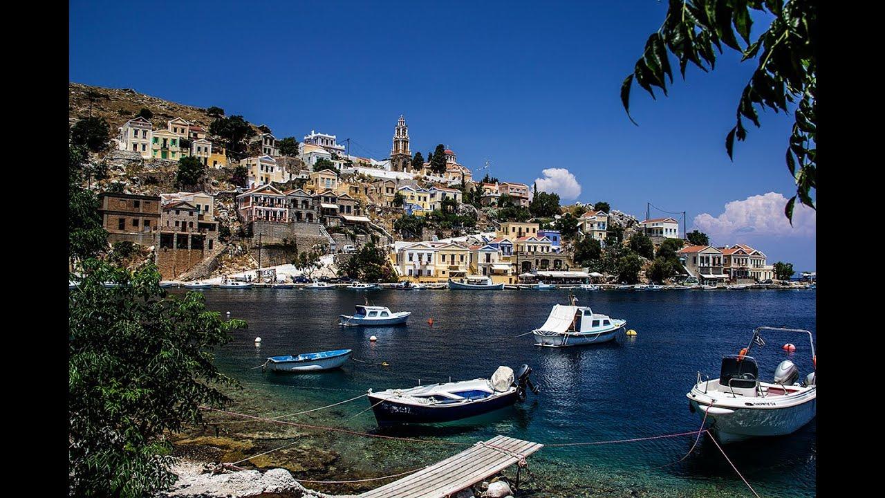 Symi Island  Greece  YouTube