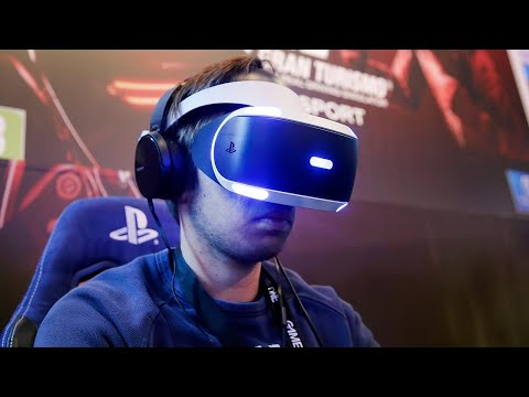 How Gaming Went From a Science Fair to Virtual Reality | Mach | NBC News