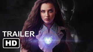 "IRON MAN 4: RISE OF MORGAN STARK  ""Teaser Trailer"" (2021) 