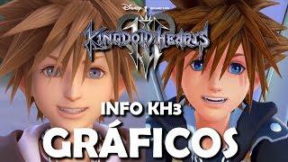 Kingdom Hearts 3 - Nomura habla sobre el apartado gráfico, personajes y más (Español)