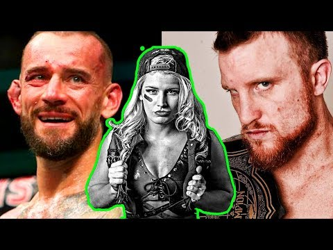 CM PUNK GOES TO TRIAL? HUGE WWE NETWORK CHANGES? Going In Raw Pro Wrestling Podcast