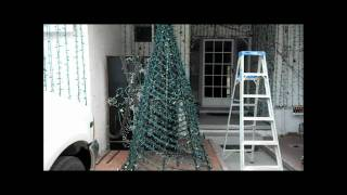 How to make a PVC Spiral Tree