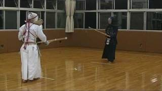 片腕剣士対二刀流 thumbnail