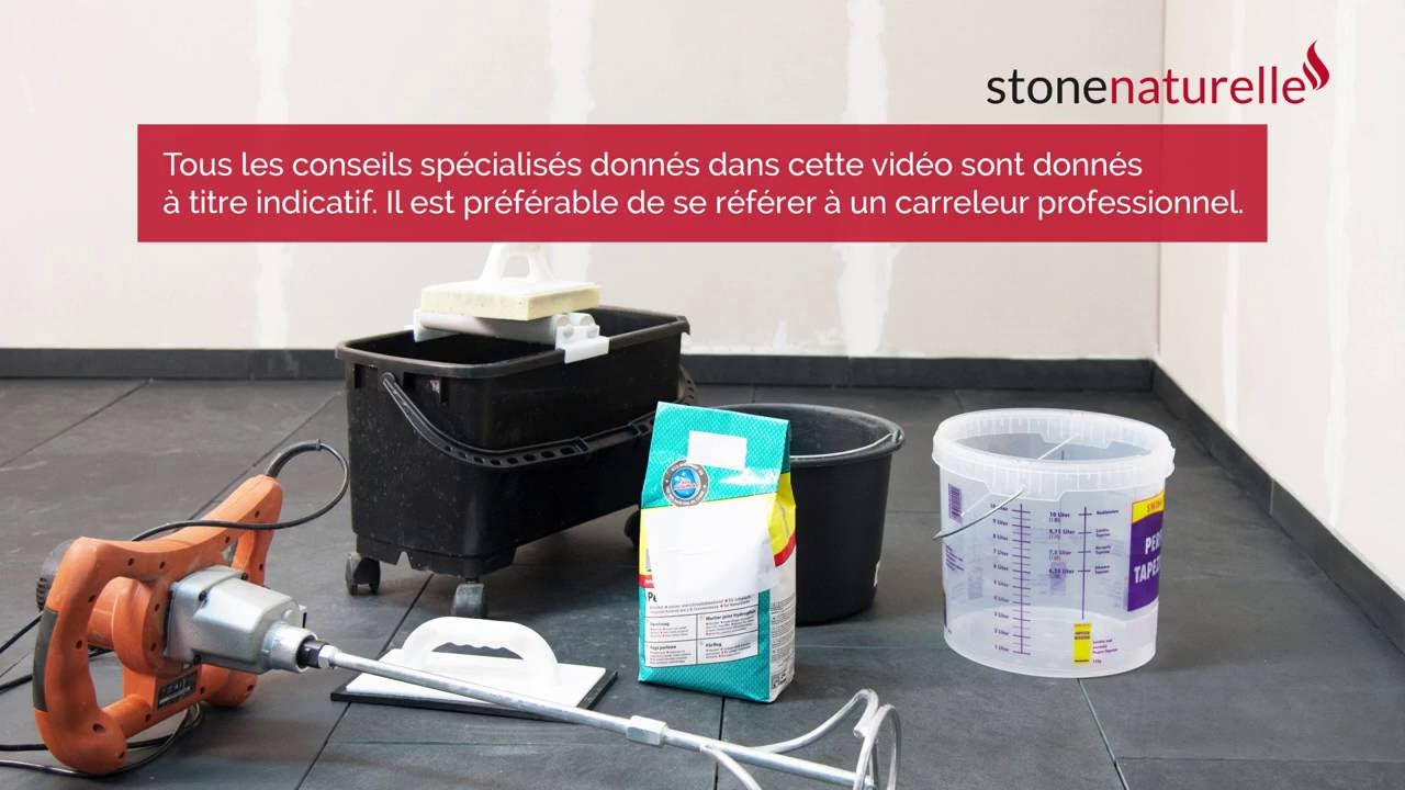 Comment Poser Du Travertin La Pose De L Ardoise De A à Z Stonenaturelle Tutoriel