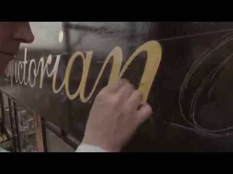 Gold Leaf By Gary Orr Sign Art