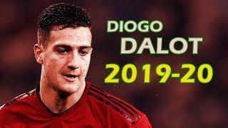 Diogo Dalot 20192020 - Manchester United - Amazing Skills Show