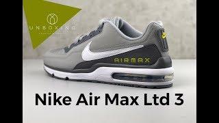 nike air max ltd 3 bianche