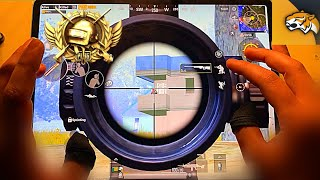 [PUBG MOBILE] İPAD PRO 2020 7FINGERS HANDCAM CLAW
