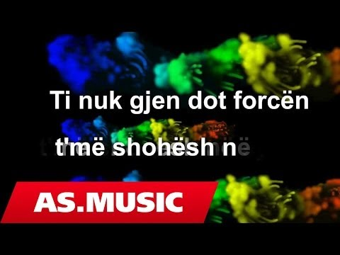 Alban Skenderaj - Kur Fjalet Mungojne (Official Lyric Video HD)