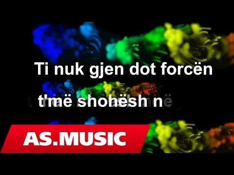 Alban Skenderaj - Kur Fjalet Mungojne Official Lyric Video HD