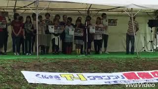 ペトロ岐部物語PR#弥生村祭りにて。