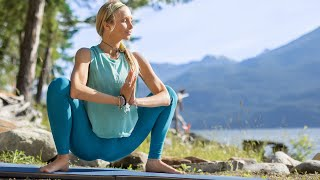 20 Min Yoga Workout Blast | Best Yoga For Lower Body Strength & Flexibility