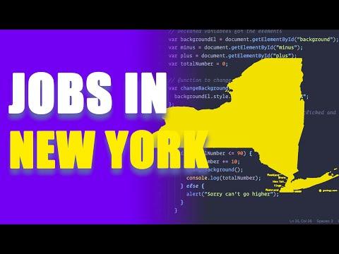 Web Development Jobs In New York