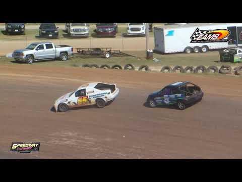 Front Wheel Drive Open @ East Alabama Motor Speedway Sept  22, 2019