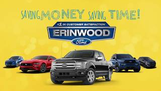 Erinwood ford - save money time ...