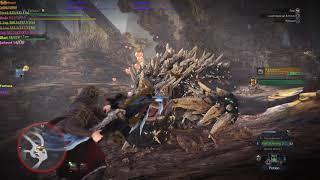 Monster Hunter World PC Modded Weapons: Blast HBG