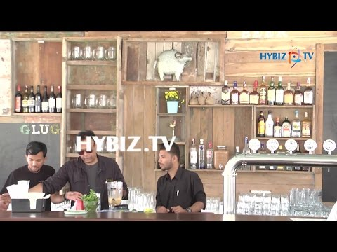 Olive Group Launches THE HOPPERY first Microbrewery in Hyderabad | hybiz